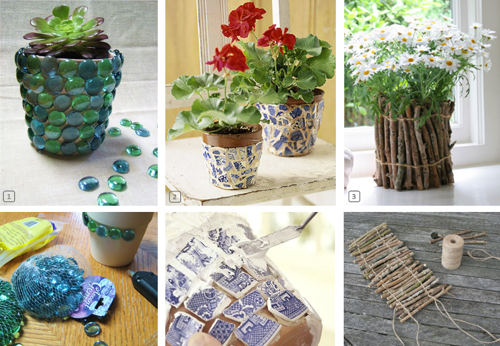 Personalize flower pots 5