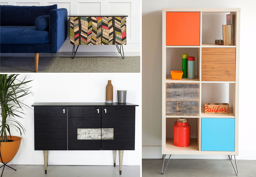 Semihandmade specializes in Ikea furniture facades