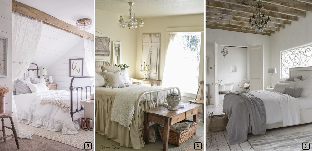 7 steps to create a country chic bedroom bnbstaging le blog for Blog deco maison de campagne