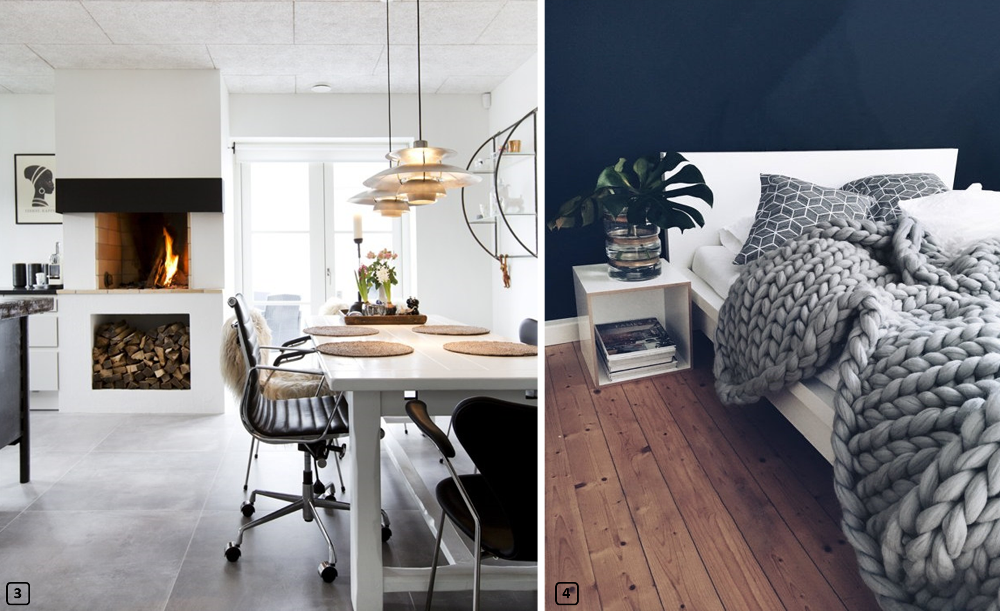 Embrace the hygge d cor style in your rental bnbstaging for Decoration hygge
