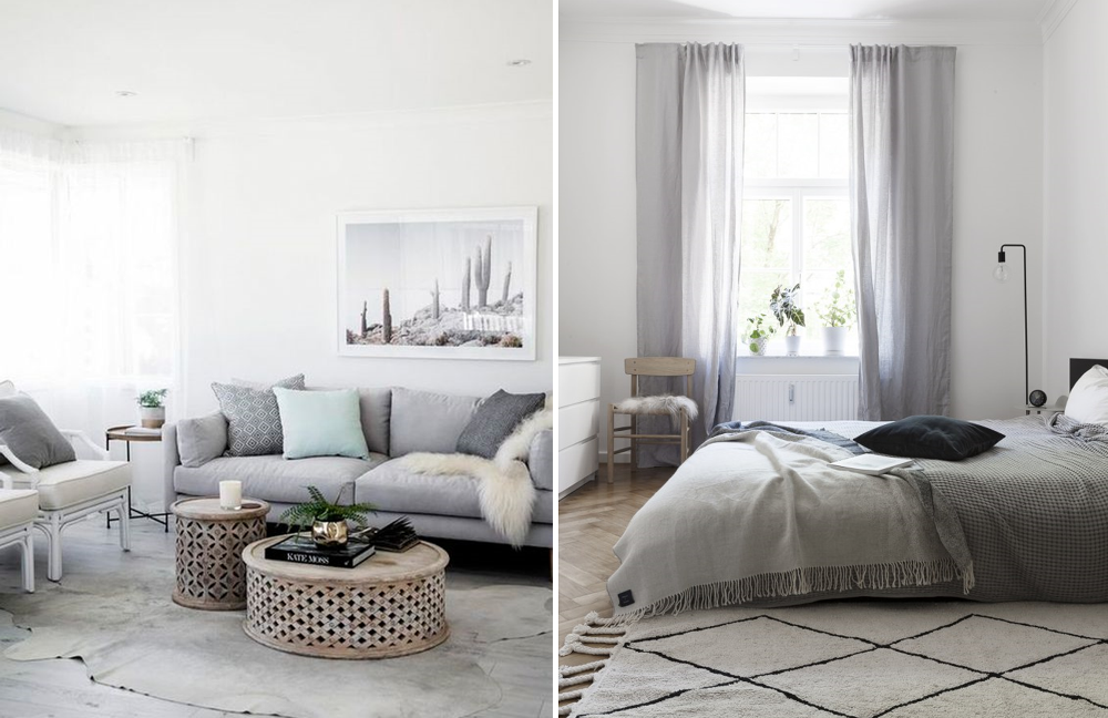 Lagom trend, add cosy elements