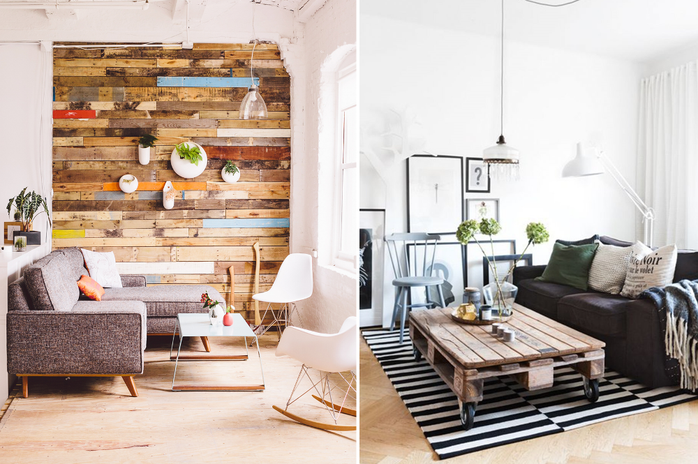 Lagom trend, opt for recycled
