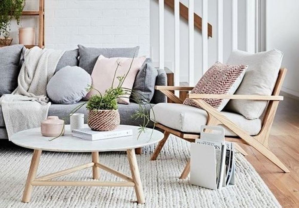 Lagom style interior, Nordic Studio - BnbStaging the blog