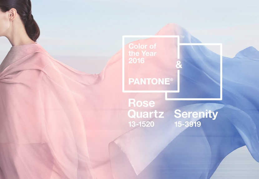 Pantone colors for 2016