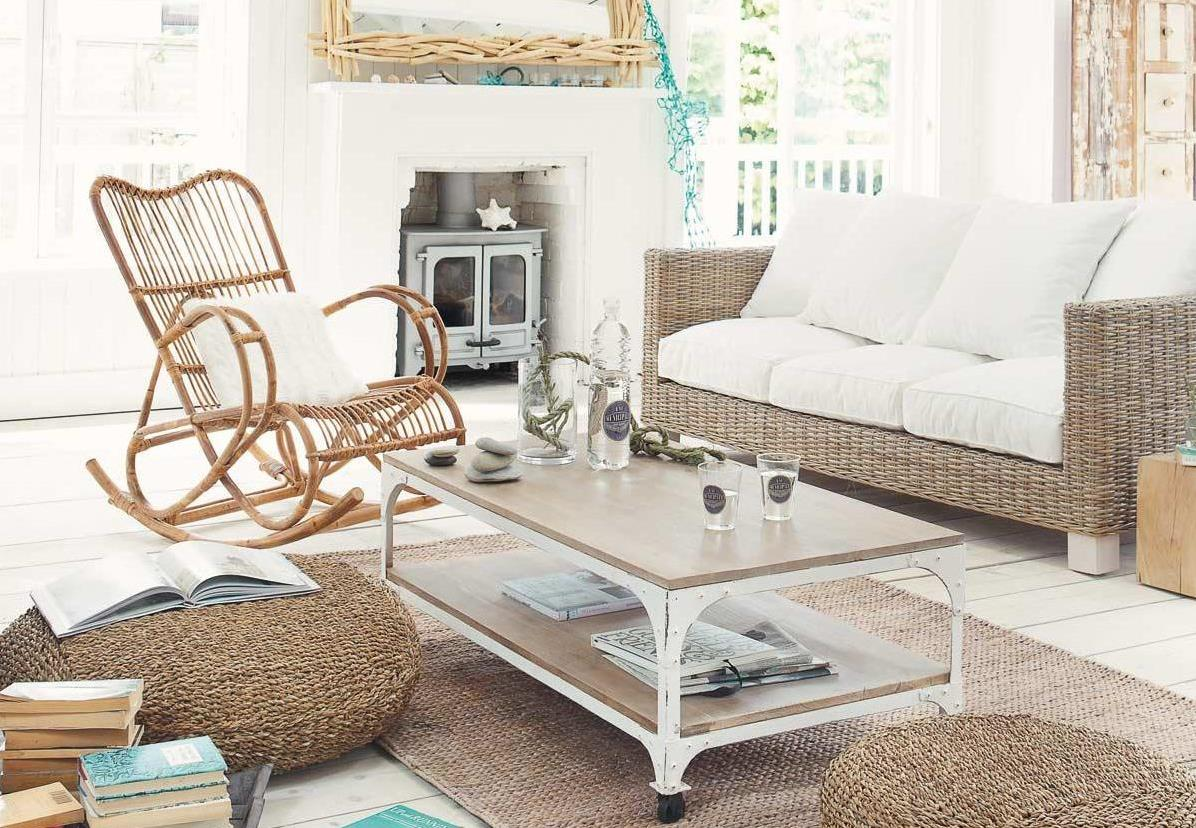 Rattan makes its way back inside bnbstaging le blog - Maisons du monde bordeaux ...