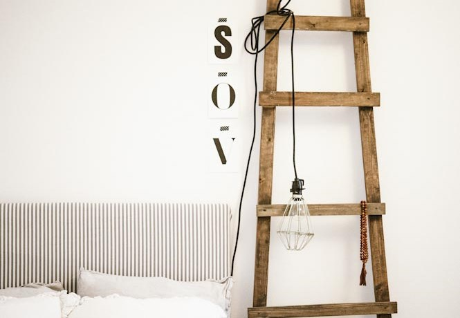 Light cord lamp, Life by mile