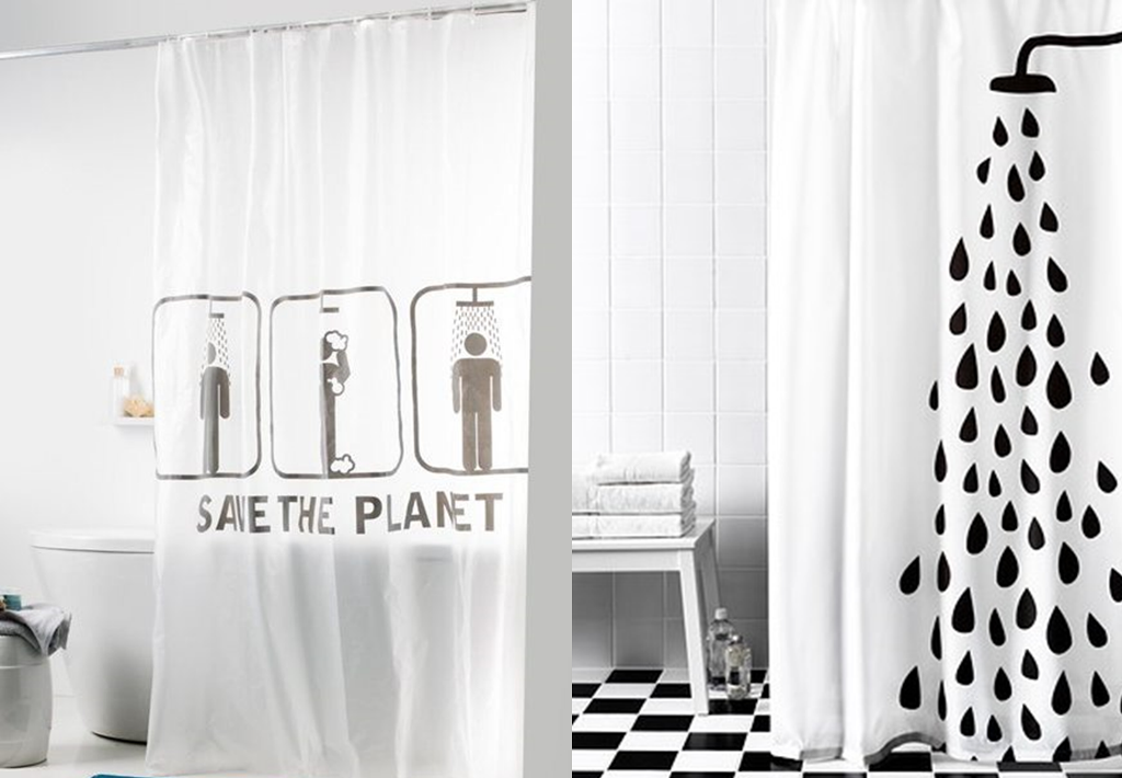 Funny shower curtains 3