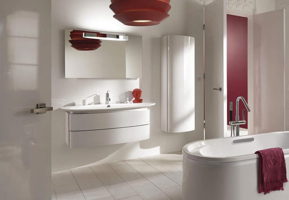 Aubade bathroom - BnbStaging le blog