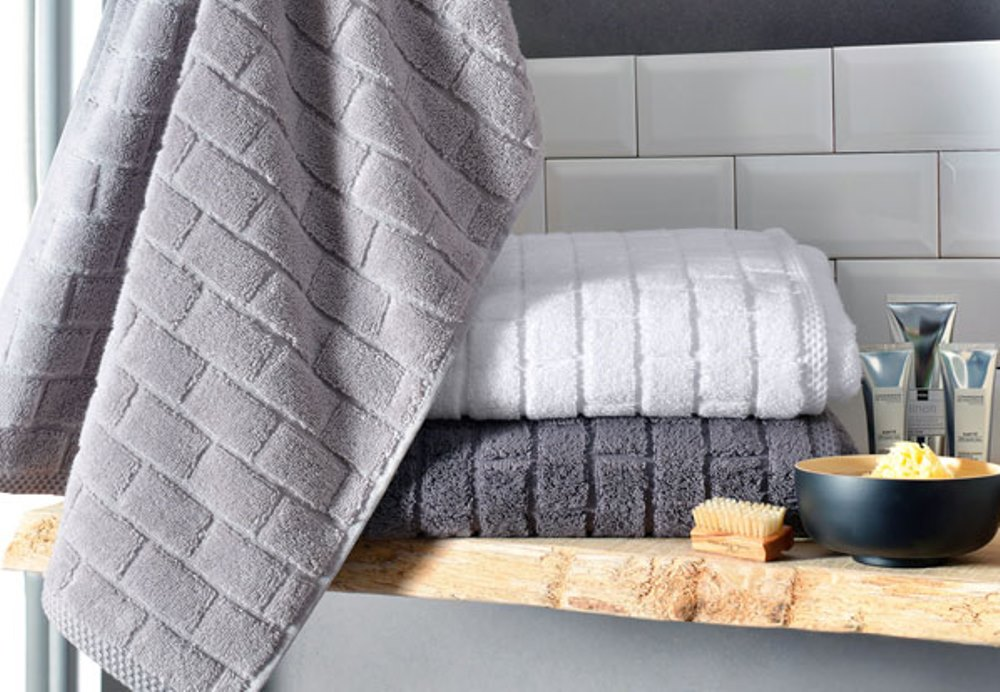Set of towels, Becquet - BnbStaging le blog