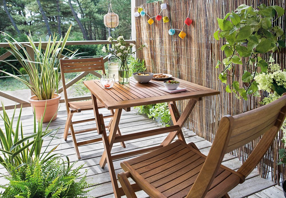 How to maintain your teak garden furniture - BnbStaging le blog