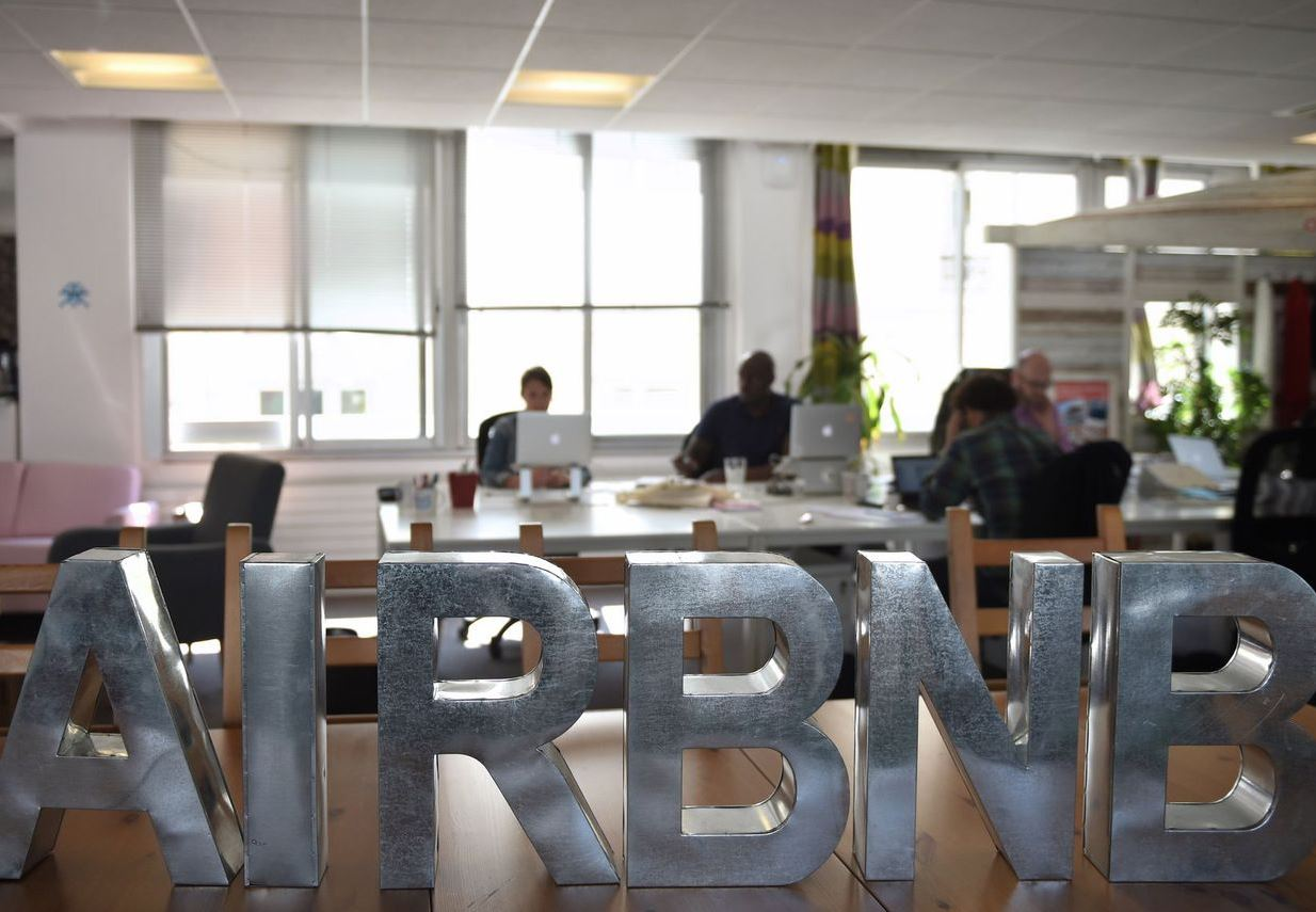 Airbnb Paris Office