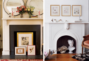 Art Gallery Fireplaces, Domino - BnbStaging the blog
