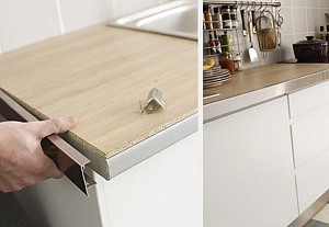 Leroy Merlin counter top - BnbStaging the blog