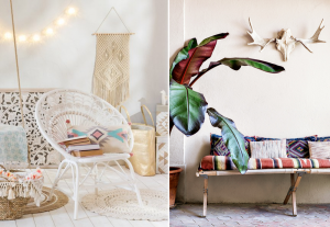 Coachella decor trend - BnbStaging the blog
